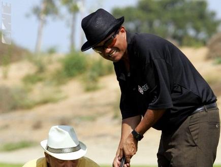 בפעם החמישית: זוהר שרון אלוף עולם בגולף